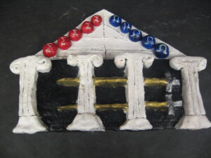 Ceramic Game Board