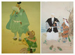Japanese paintings