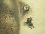 Tanuki Painting