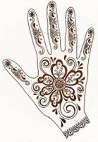 Decorative Hand Graphic